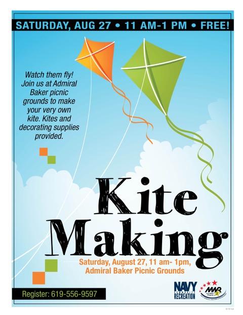 kite making sdmfc