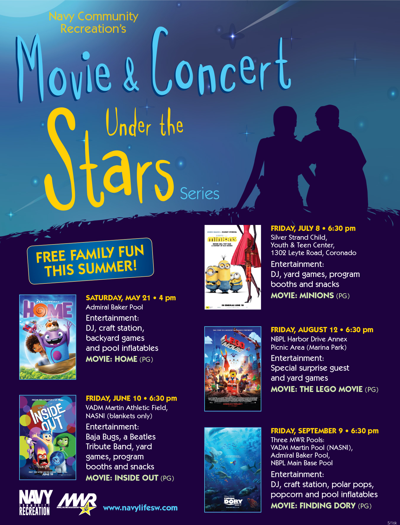 Movies-Under-the-Stars-Flyer 2016 - SDMFC