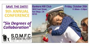 SDMFC Annual Conference 2018: Six Degrees of Collaboration @ Bankers Hill Club | San Diego | California | United States