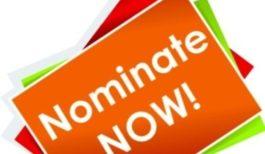 Jimmy Valentine Service Award Nomination